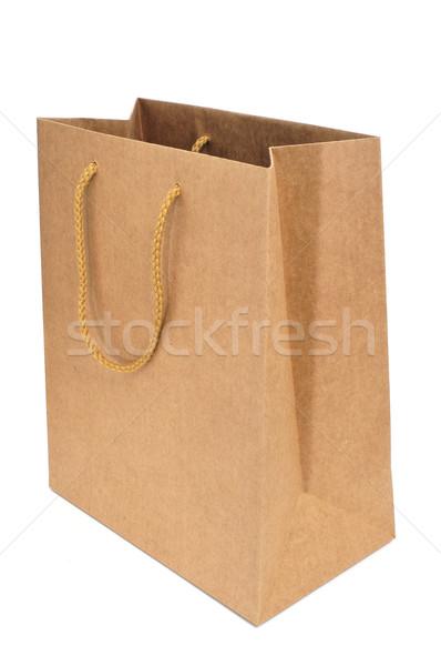 paper shopping bag Stock photo © nito
