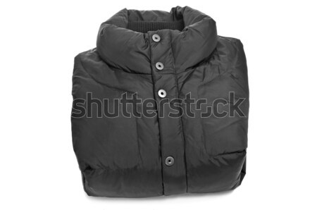 quilted anorak Stock photo © nito