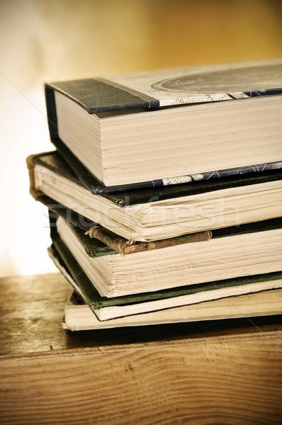 reading Stock photo © nito