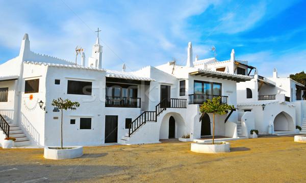 Binibeca, Balearic Islands, Spain Stock photo © nito
