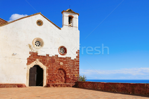 Shrine of Virgin de la Roca, in Mont-roig del Camp, Spain Stock photo © nito