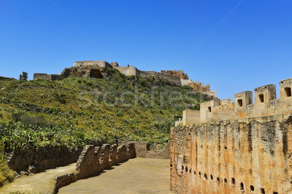 Citadel of Sagunto, Spain Stock photo © nito