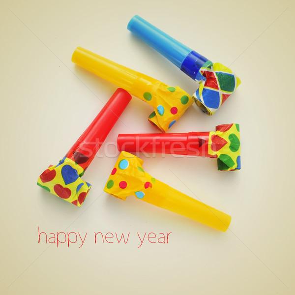 happy new year Stock photo © nito