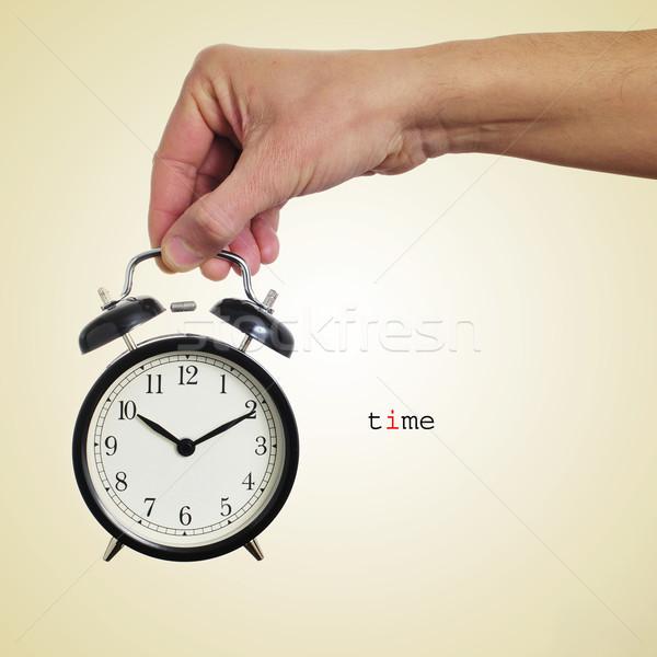 time Stock photo © nito