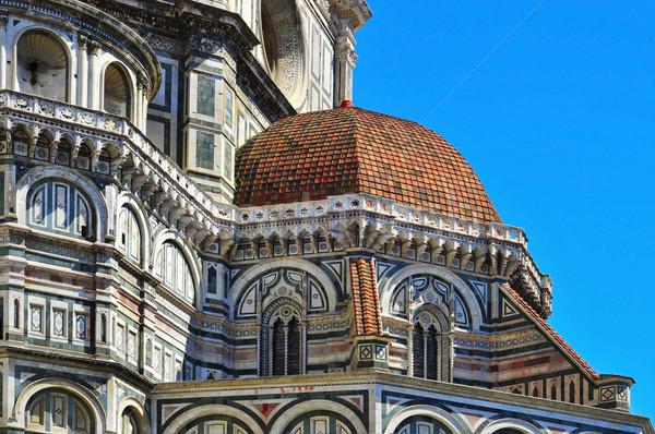 Basilica di Santa Maria del Fiore in Florence, Italy Stock photo © nito