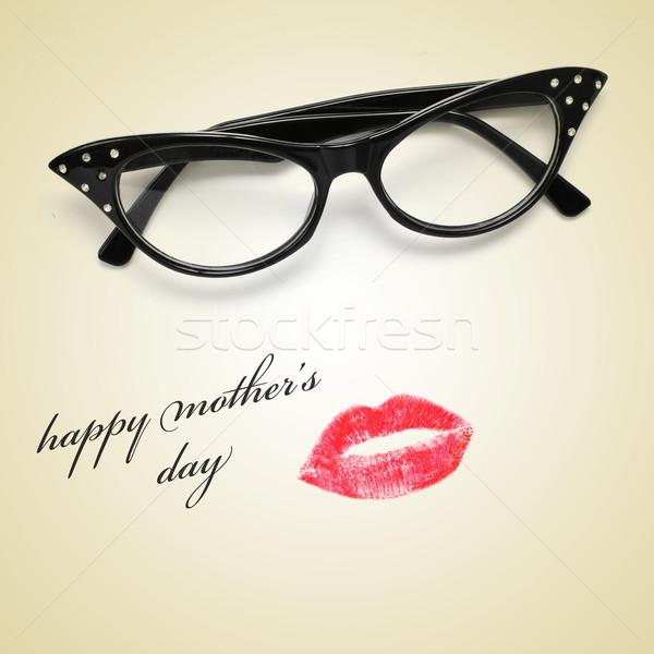 happy mothers day Stock photo © nito