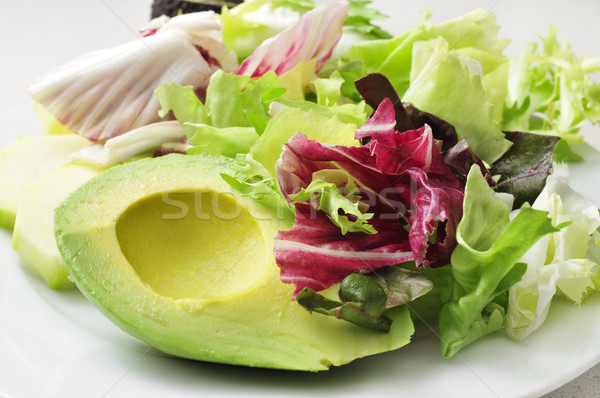 avocado salad Stock photo © nito