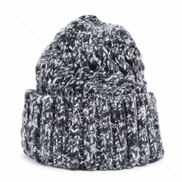 mottled knit cap Stock photo © nito
