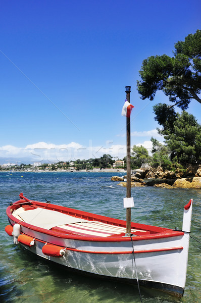 fishing boat in the French Riviera, France Stock photo © nito