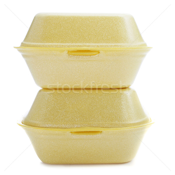 foam food containers Stock photo © nito