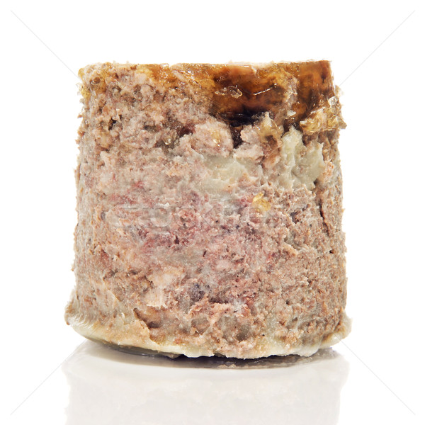 wild boar pate Stock photo © nito