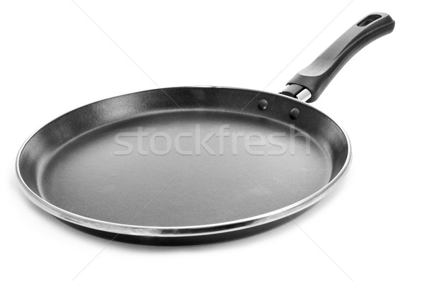 non-stick flat frying pan Stock photo © nito