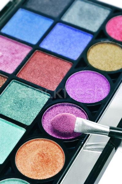 eye shadow palette Stock photo © nito