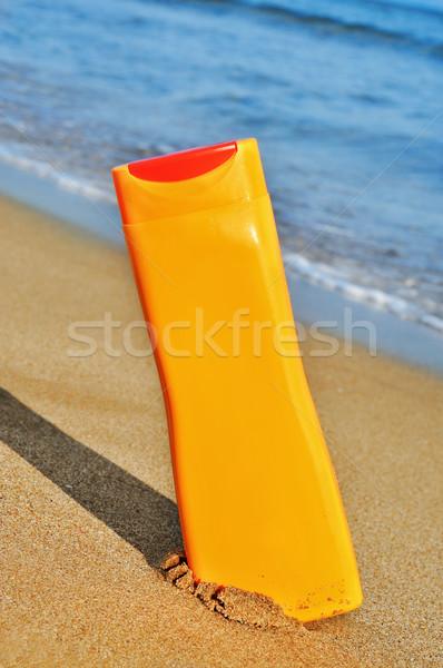 sun block Stock photo © nito