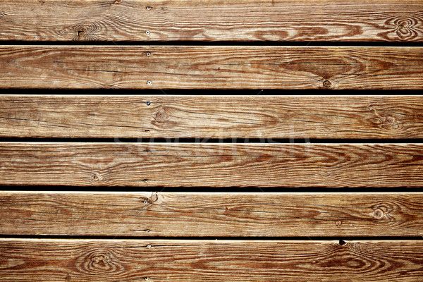 rustic wood slats background Stock photo © nito