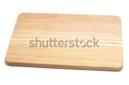 chopping board Stock photo © nito