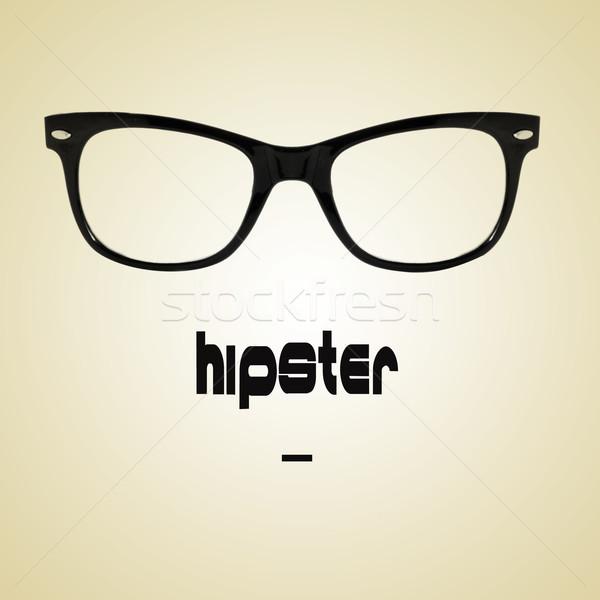 hipster Stock photo © nito