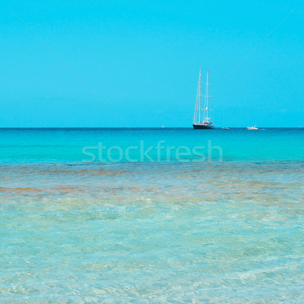 Formentera, Balearic Islands, Spain Stock photo © nito