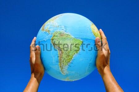 globe Stock photo © nito