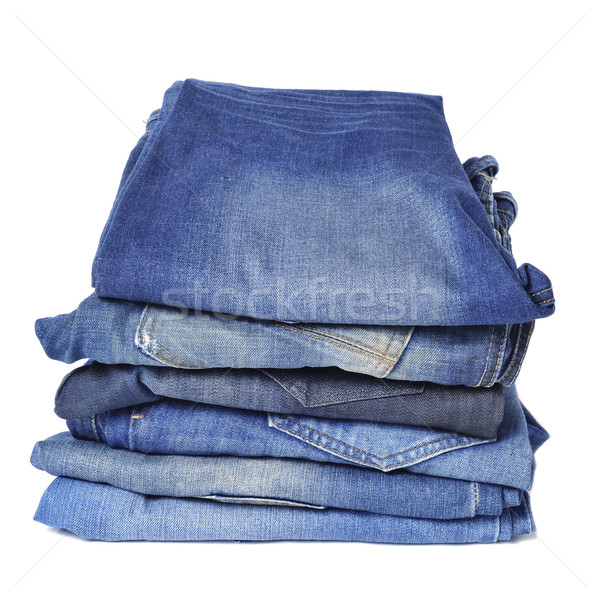 blue jeans Stock photo © nito