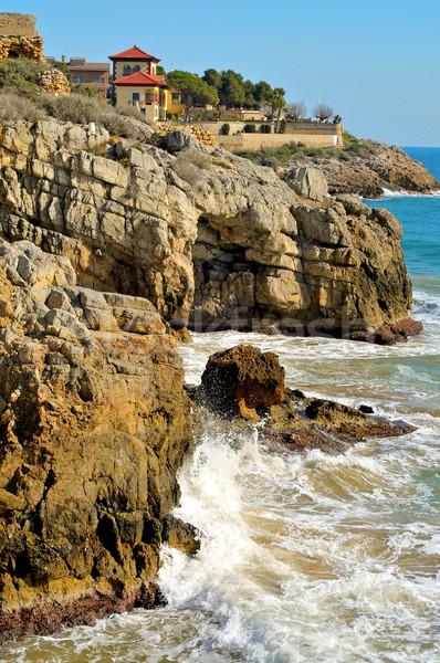 Tarragona, Spain Stock photo © nito