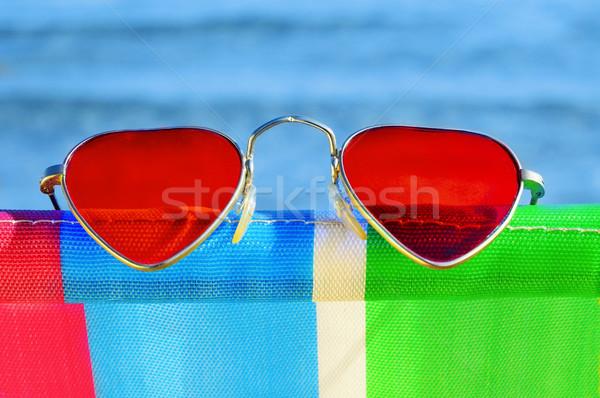 summer love on the beach Stock photo © nito