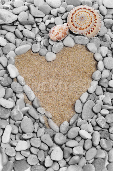beach love Stock photo © nito