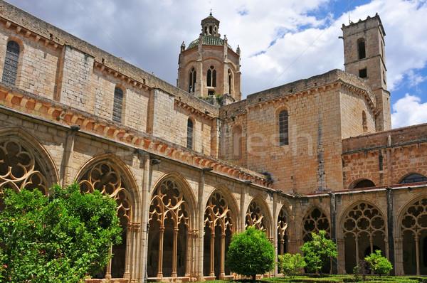 修道院 サンタクロース スペイン 表示 旅行 石 ストックフォト © nito
