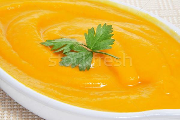 pumpkin soup Stock photo © nito
