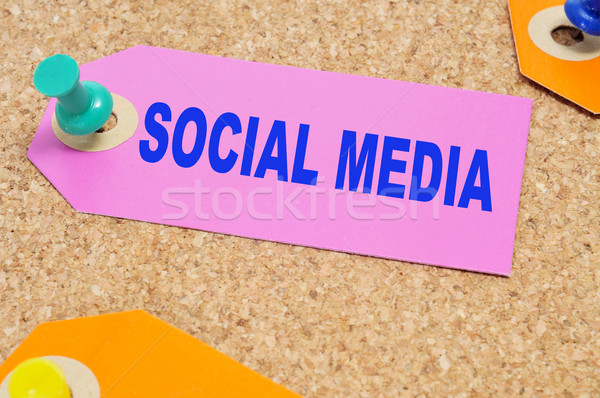 social media Stock photo © nito