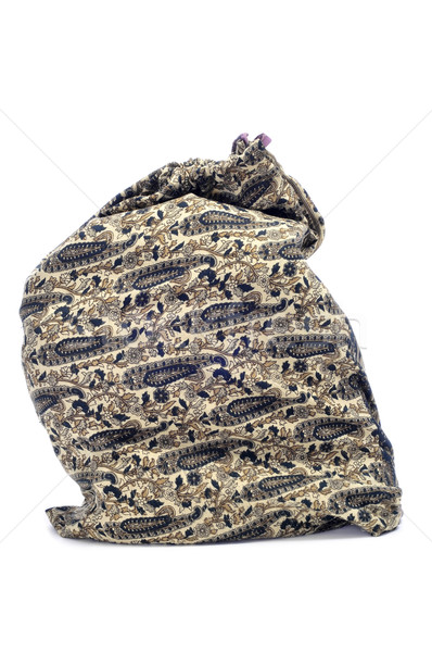 floral patterned bag Stock photo © nito