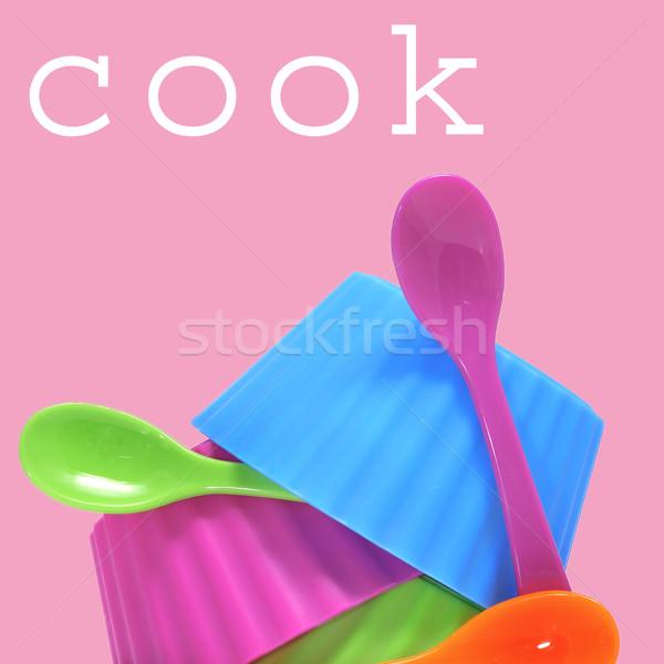 cook Stock photo © nito