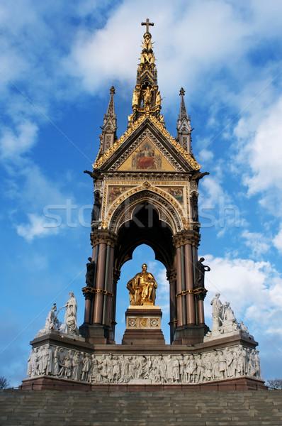 Londra Regno Unito view architettura Europa storia Foto d'archivio © nito