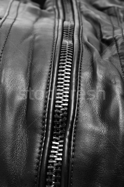 leather jacket Stock photo © nito