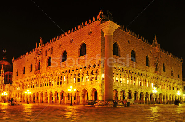 Palazzo Ducale in Venice, Italy Stock photo © nito