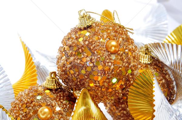 christmas ornaments Stock photo © nito