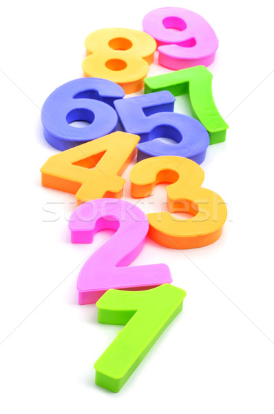 numbers Stock photo © nito