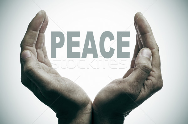 peace Stock photo © nito