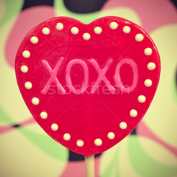 XOXO, hugs and kisses Stock photo © nito