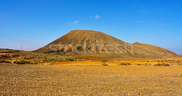 горные Канарские острова Spa мнение Испания Сток-фото © nito