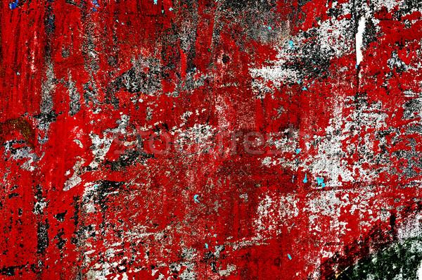 Muur achtergrond verschillend kleuren Stockfoto © nito