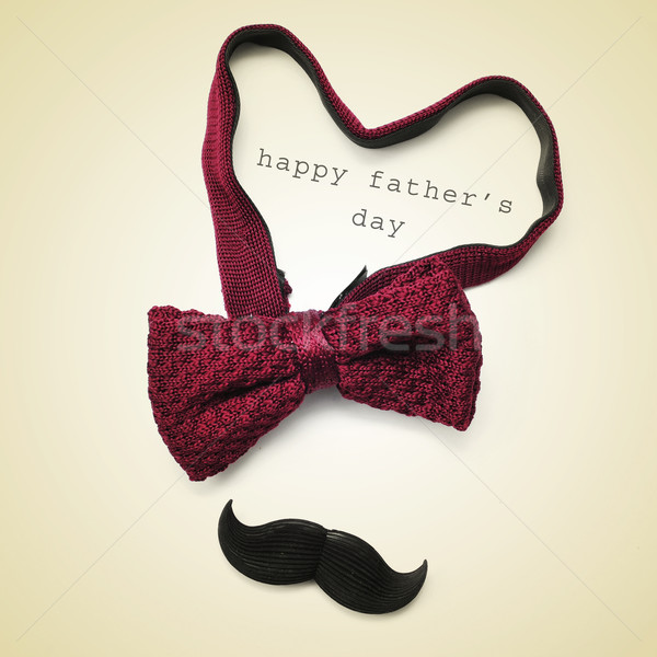 happy fathers day Stock photo © nito
