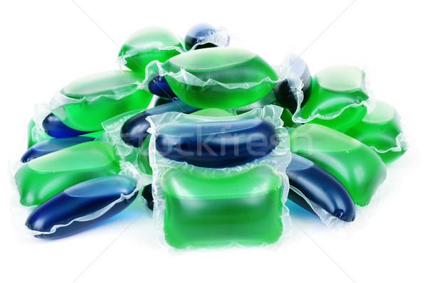 жидкость прачечной моющее средство фон Сток-фото © nito