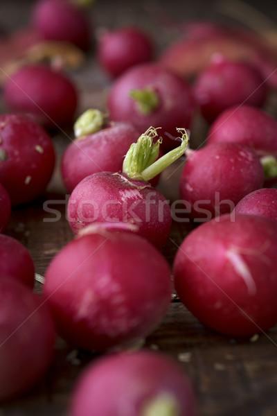 small european radishes Stock photo © nito