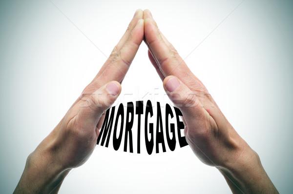 mortgage Stock photo © nito