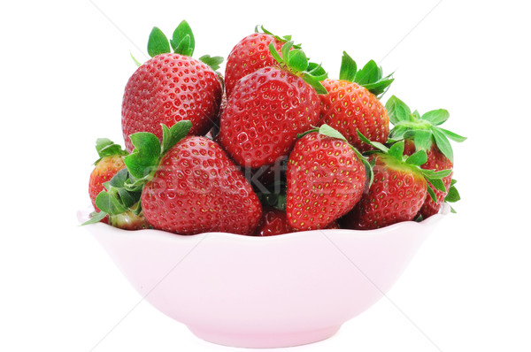 strawberries Stock photo © nito
