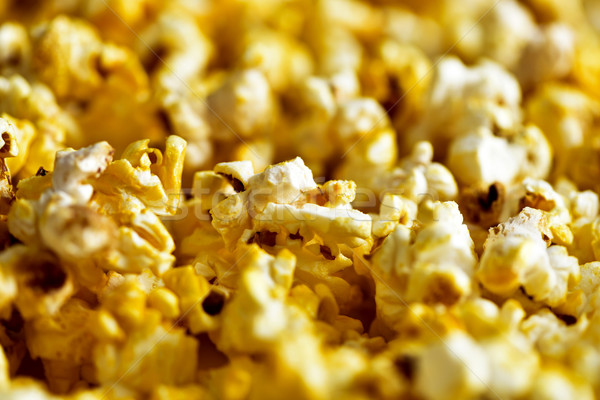 appetizing popcorn Stock photo © nito