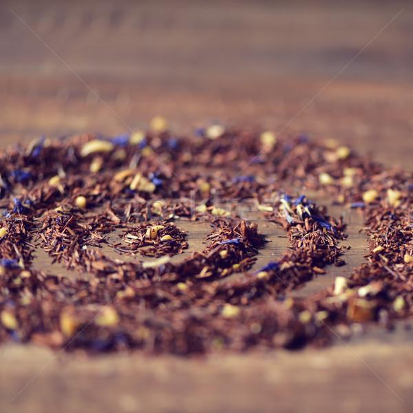 Zdjęcia stock: Mieszany · kwiaty · wyschnięcia · owoce · zioła