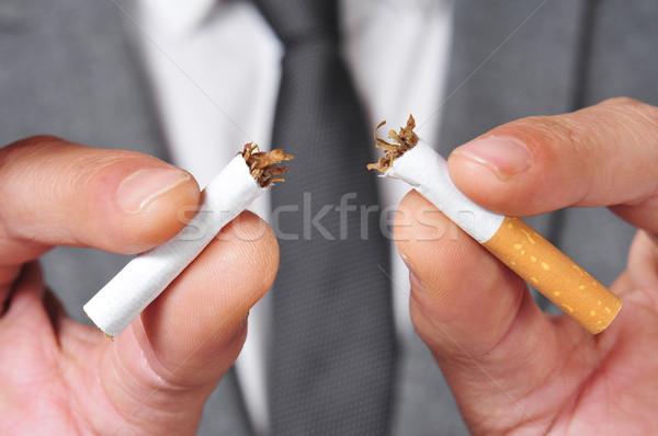 stop smoking Stock photo © nito