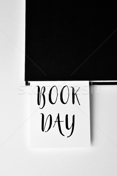 book and text book day Stock photo © nito